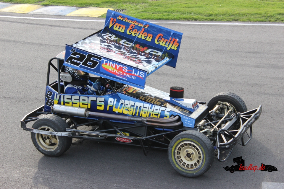Stockcar F2 auf dem Raceway Venray © André Wiegold