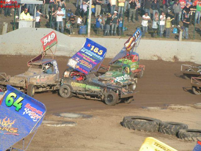 Action auf Shale - Speedway Emmen © André Wiegold
