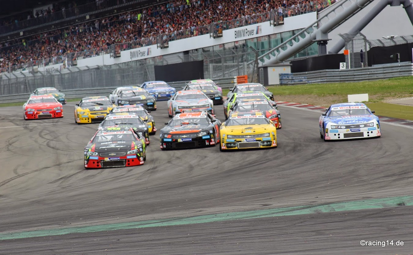 NASCAR Whelen Euroseries Starterfeld © racing14.de