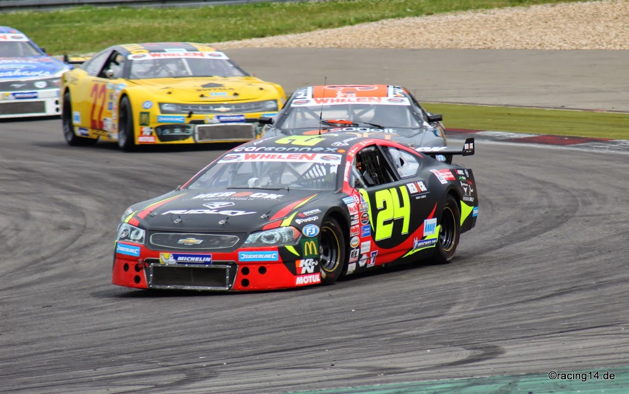 "Die legendäre ""24"" gibts auch in Europa © racing14.de"