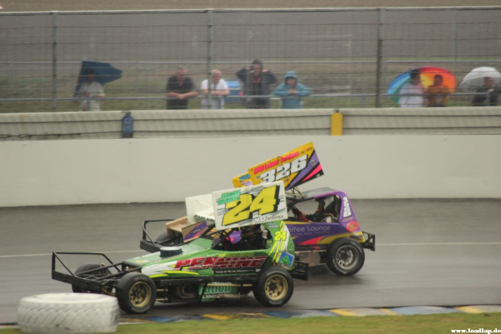 Stockcars in Venray © André Wiegold