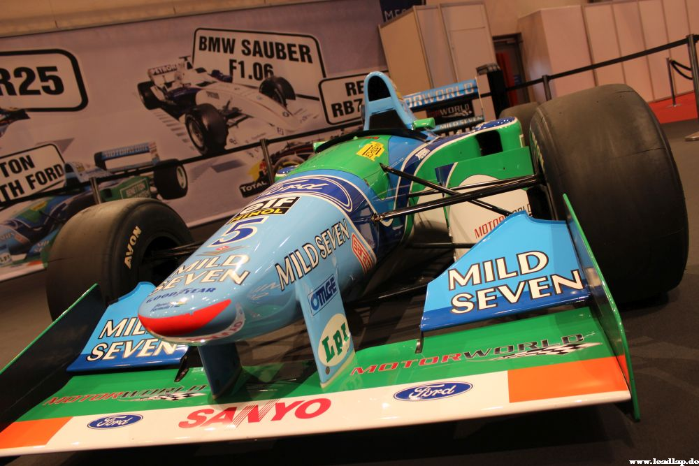 Formel 1: Eine Reise in die Vergangenheit © André Wiegold