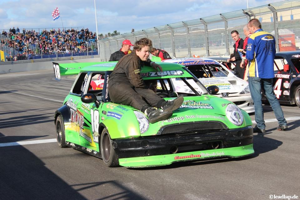 Jeffrey Zwiep wird den Wagen wechseln © André Wiegold