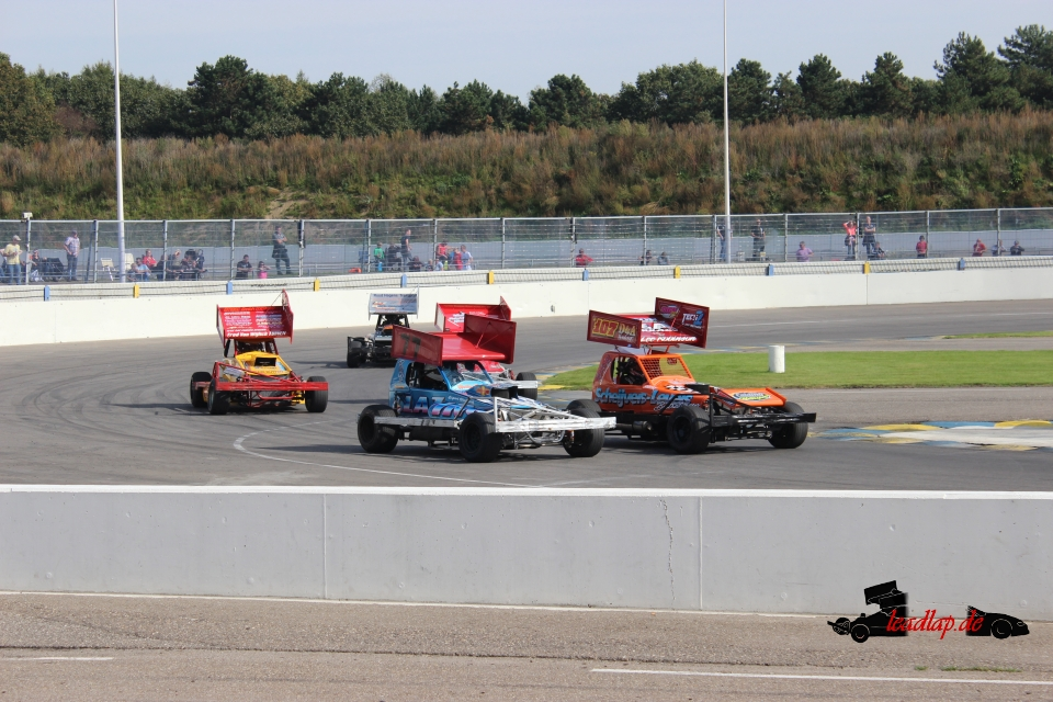 Die Stockcar F1 bekommen Zuwachs! © André Wiegold